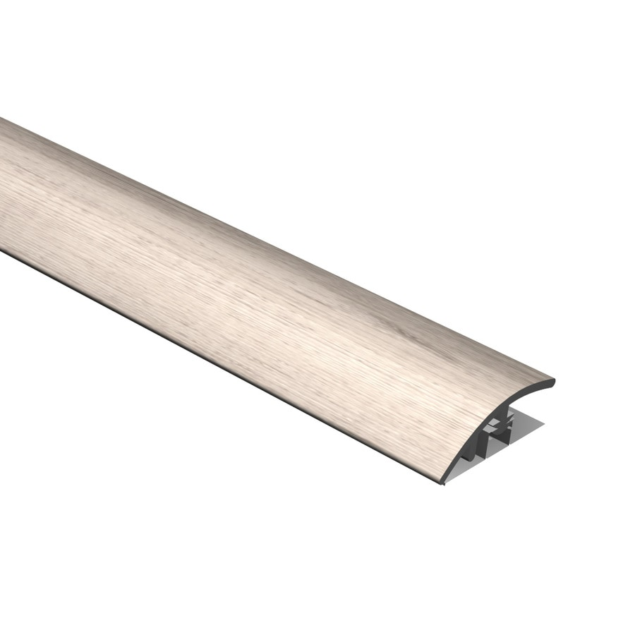 Cali Bamboo 0.51-in x 94.48-in Gray Ash Reducer Floor Moulding