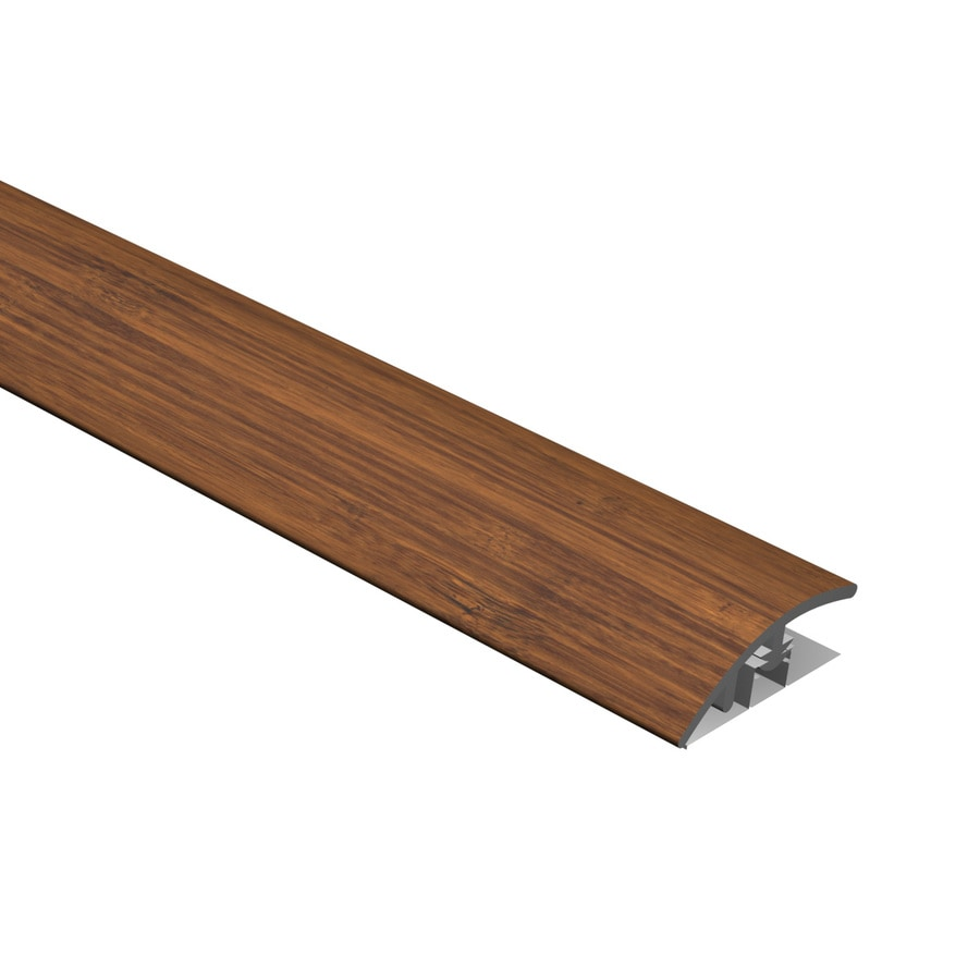 Cali Bamboo 0.51-in x 94.48-in Java Reducer Floor Moulding
