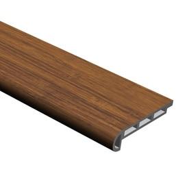 Cali Bamboo 2.07 In X 94.48 In Java Vinyl Stair Nosing