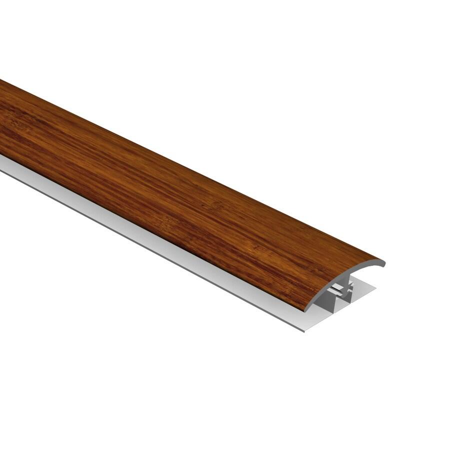 Cali Bamboo 0.53-in x 94.48-in Antique Java T-Moulding Floor Moulding
