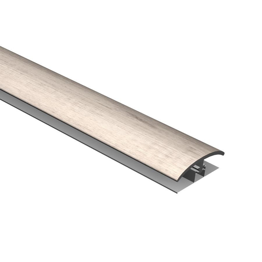 Cali Bamboo 0.53-in x 94.48-in Gray Ash T-Moulding Floor Moulding