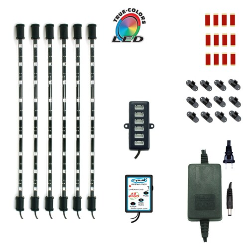 Cyron Lighting Accent Lighting Kit 15 In Plug In Light Bar