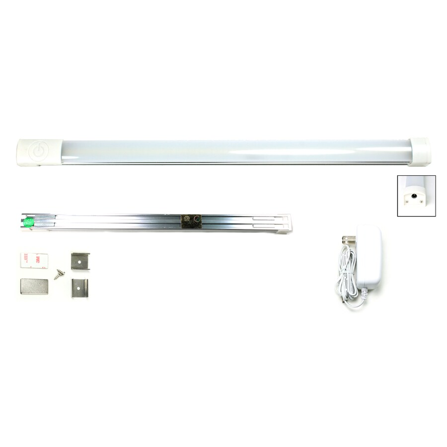 Cyron Lighting 12-in Plug-in Under Cabinet LED Light Bar