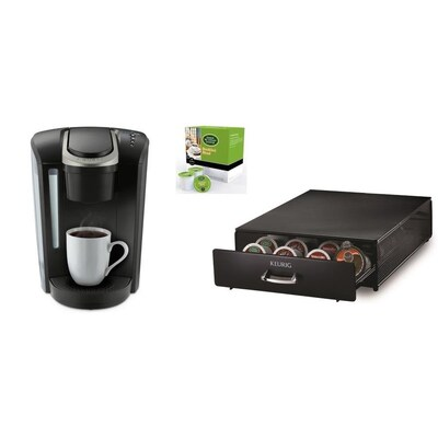K Select Black Programmable Single Serve Coffee Maker