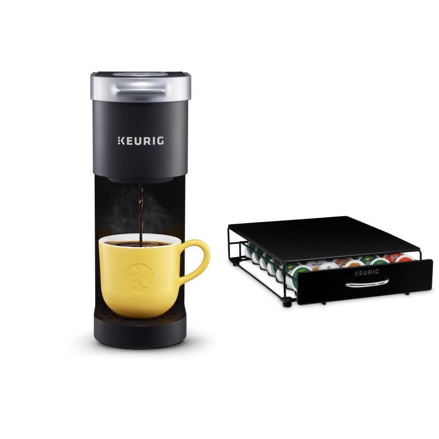 Keurig K Mini Plus Black Single Serve Coffee Maker At Lowescom