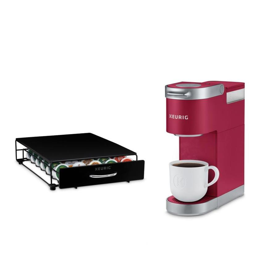 Keurig K Mini Plus Cardinal Red Single Serve Coffee Maker