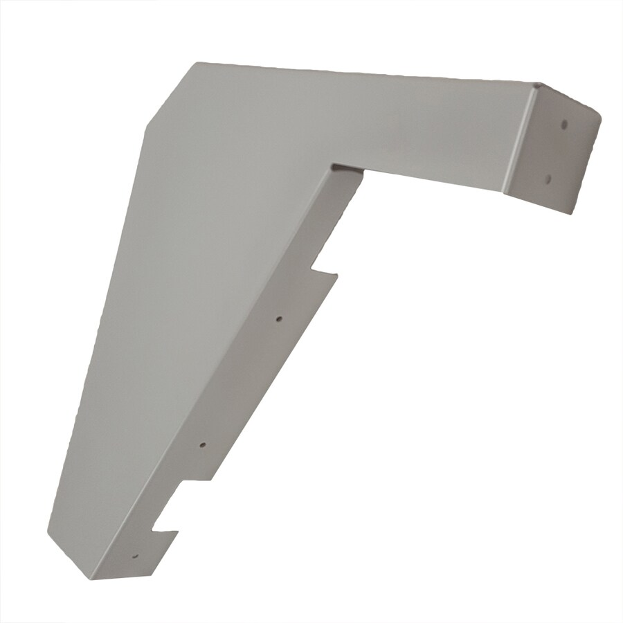 CounterBalance ADA Bracket 22-in x 3-in x 21-in Primed Countertop Support Bracket
