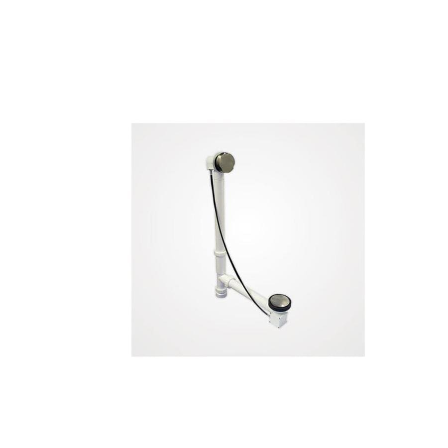 Watertech Whirlpool Baths Polished Brass Drain