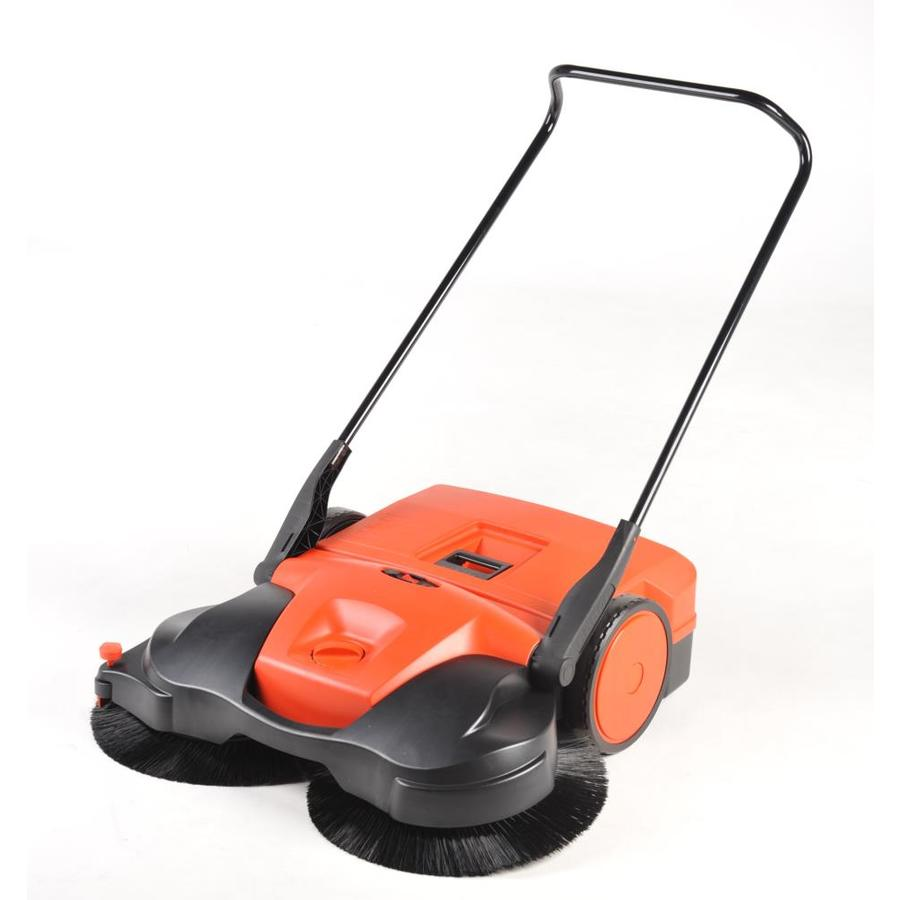 BISSELL BigGreen Commercial Rechargeable Battery Carpet and Hard Surface Floor Sweeper