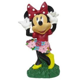 Disney 16.14-in Minnie Garden Statue