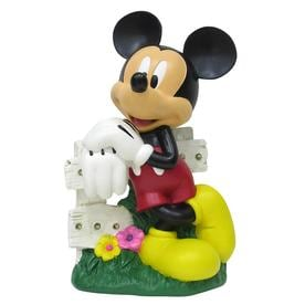 Disney 14.17-in Mickey Garden Statue