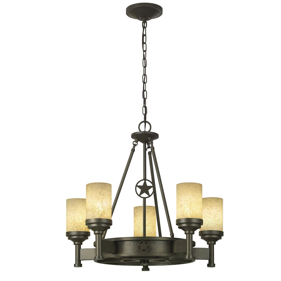 Shop portfolio thoroughbred 2752 in 5 light aged bronze rustic portfolio thoroughbred 2752 in 5 light aged bronze rustic textured glass candle chandelier arubaitofo Gallery