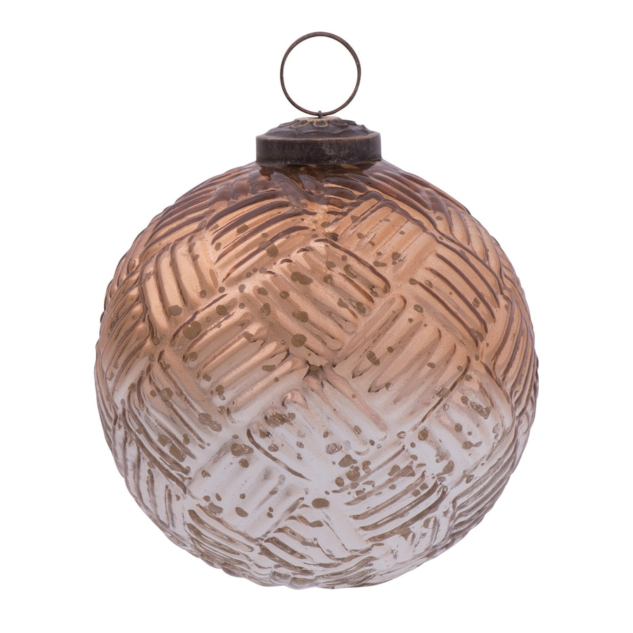 allen + roth Copper and Silver (Assorted) Ornament