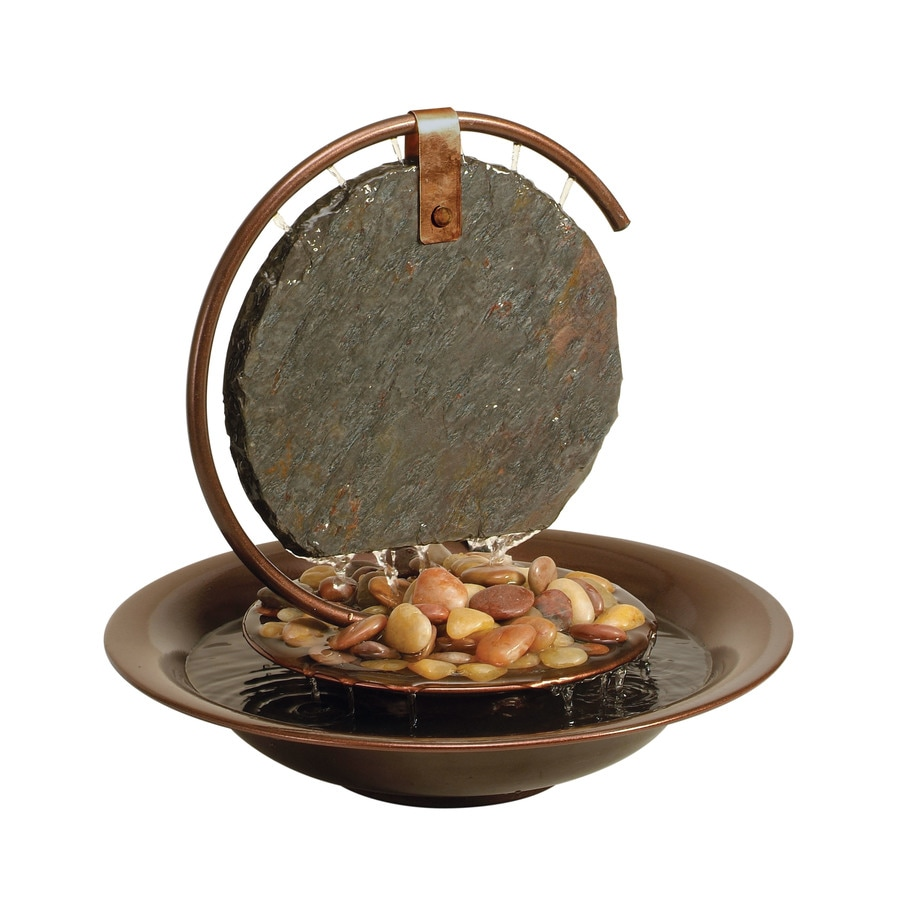 Bluworld Water Wonder 11-in Stone Tabletop