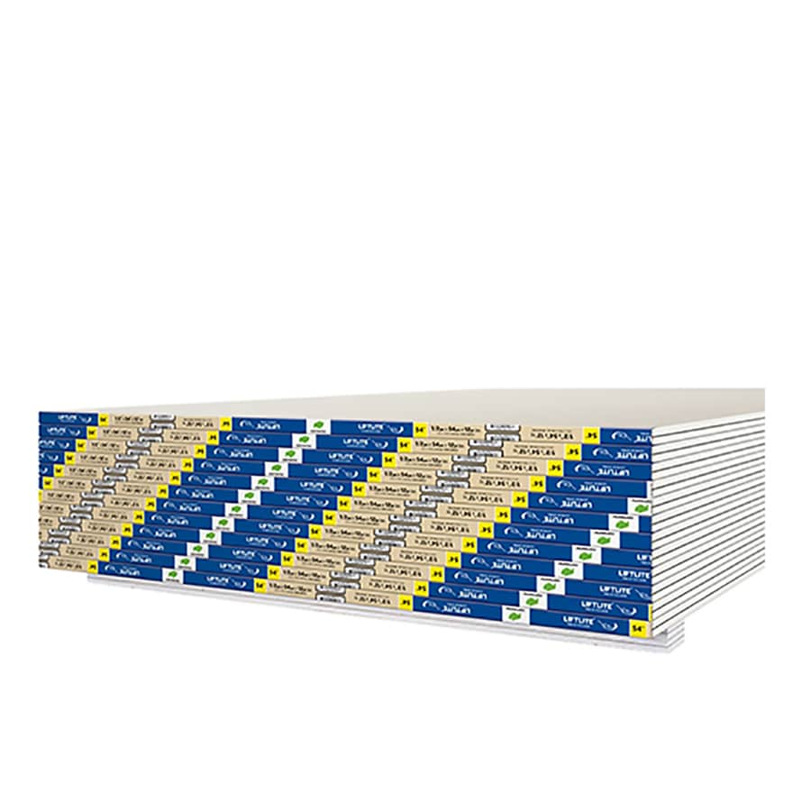 Continental Building Products Liftlite Drywall Panel (Common: 1/2-in x 4-1/2-ft x 12-ft; Actual: 0.5-in x 4.5-ft x 12-ft)