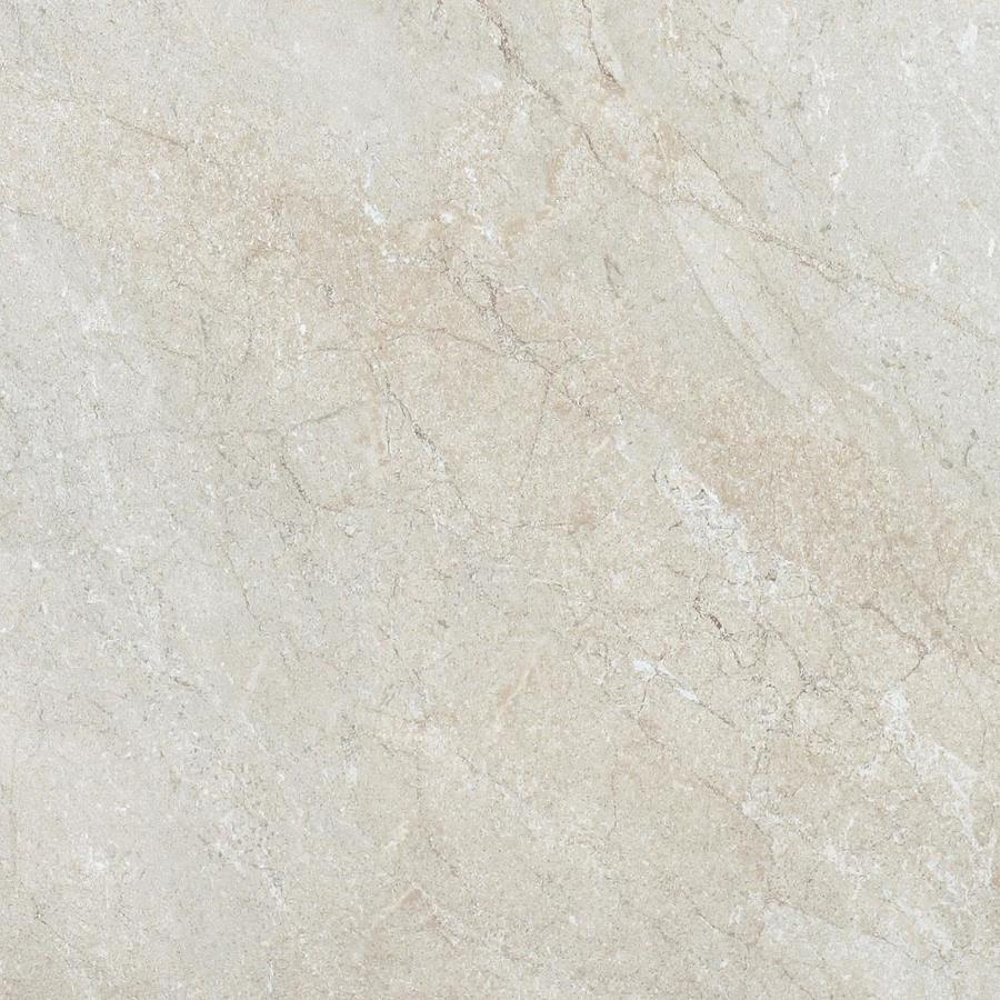 Style Selections Classico Taupe Porcelain Floor and Wall Tile (Common: 12-in x 12-in; Actual: 11.81-in x 11.81-in)