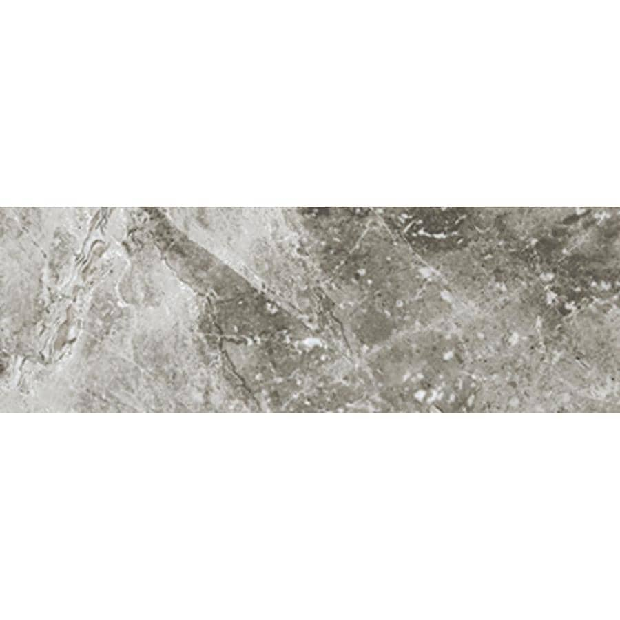 Del Conca Boulder Graphite Porcelain Floor And Wall Tile Common 4 In X