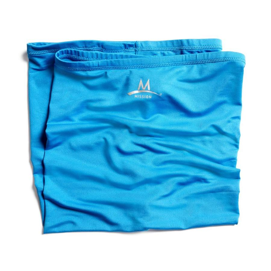 Mission Blue Polyester Cooling Towel