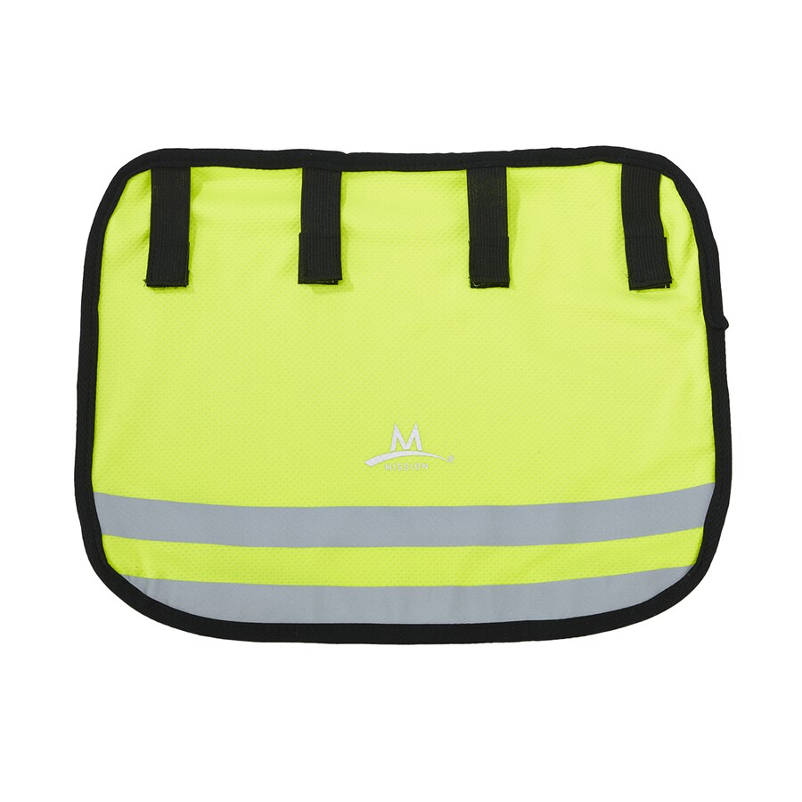 Mission Safety Yellow Polyester Cooling Towel