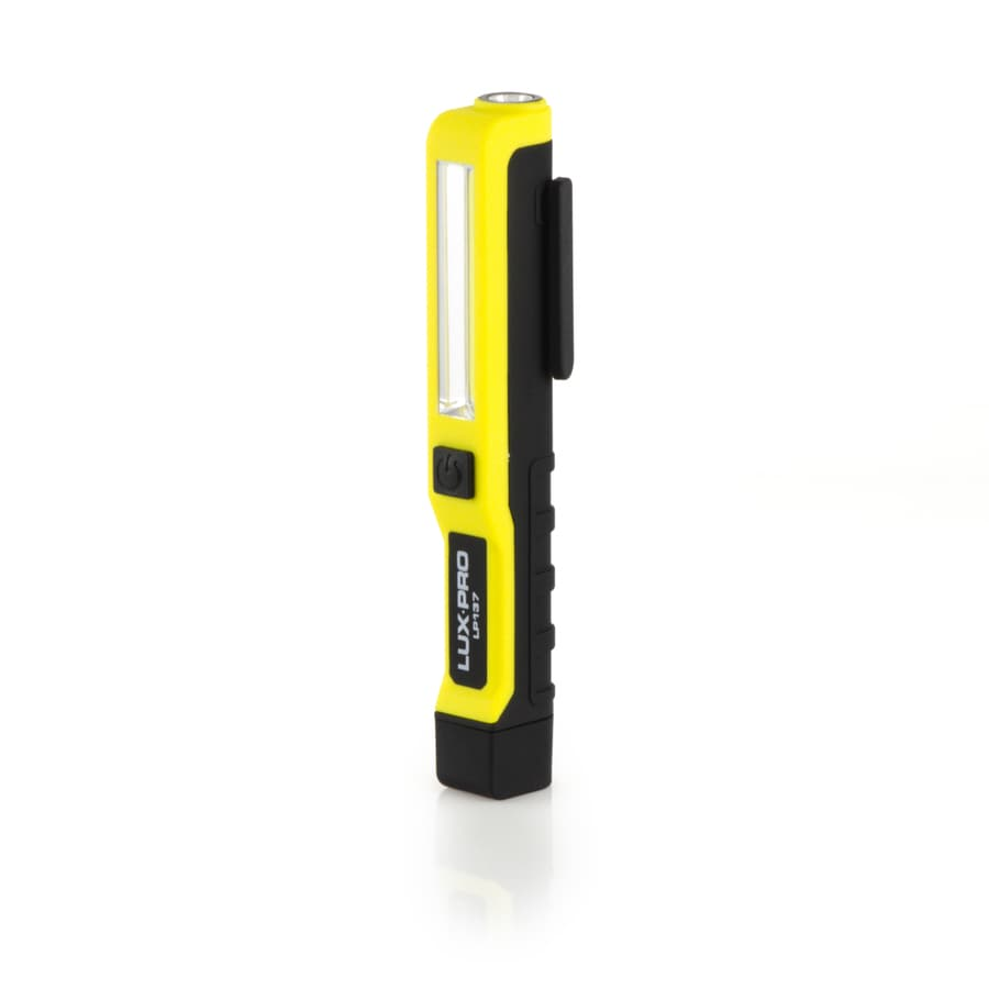 Lux-Pro 220-Lumen LED Handheld Battery Flashlight (Battery Included)