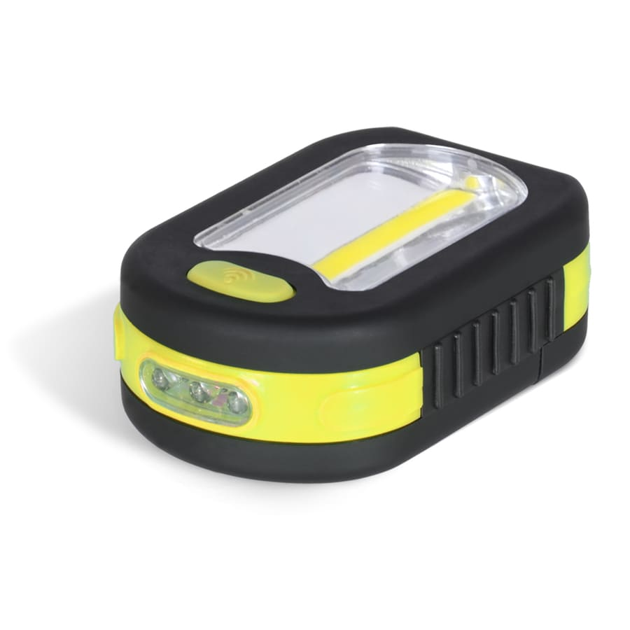 Lux-Pro 210-Lumen LED Handheld Battery Flashlight with Battery Included