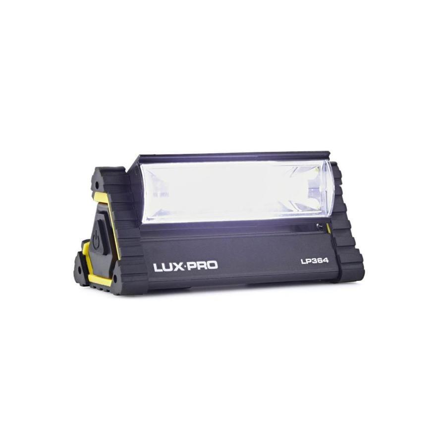 Lux-Pro 180-Lumen LED Freestanding Battery Flashlight (Battery Included)
