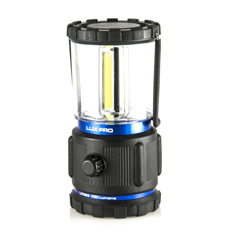 Lux-Pro 750 Lumens Led Lantern Battery Flashlight