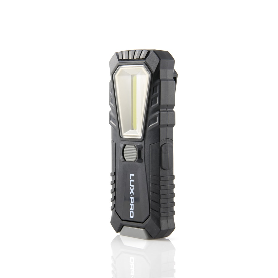 Lux-Pro 180-Lumen LED Freestanding Battery Flashlight (Battery Included)