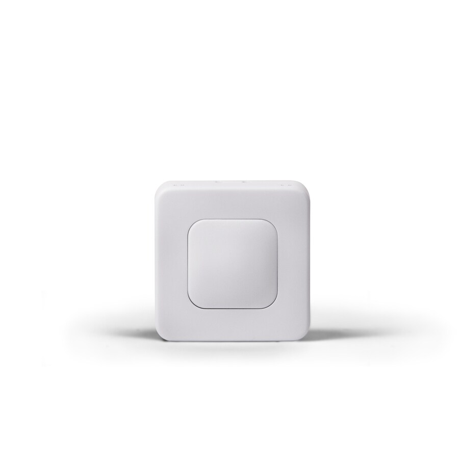Iris White Wireless Home Automation Button