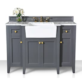 Farmhouse Bathroom Vanities At Lowes