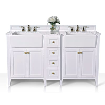 Farmhouse Bathroom Vanities At Lowes Com
