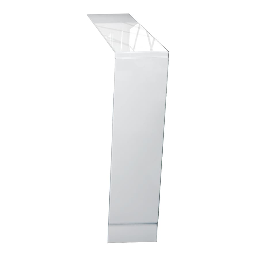 American Standard White Gelcoat Extension Kit