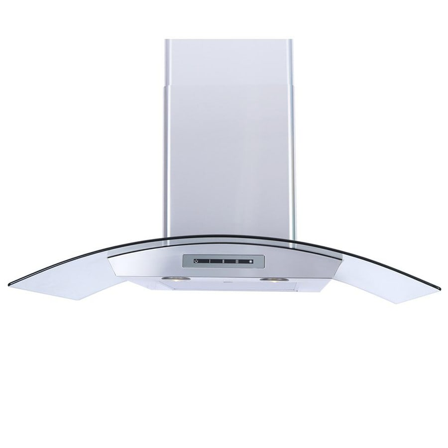 Windster Convertible Wall-Mounted Range Hood (Stainless Steel) (Common: 30-in; Actual: 29.5-in)