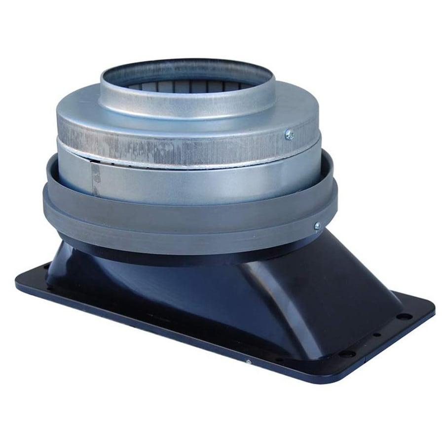 Windster Duct-Free Wall-mounted Range Hood Damper Kit (Black)