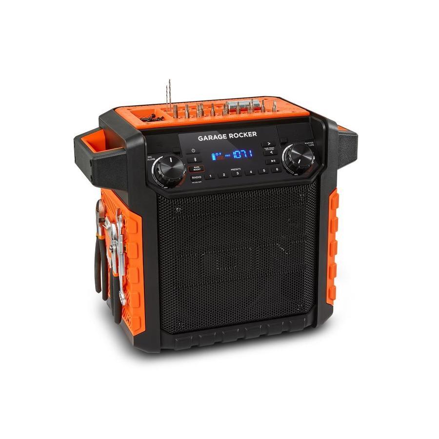 ION Audio 8-Speaker 8-Watt Portable Speaker with Bluetooth