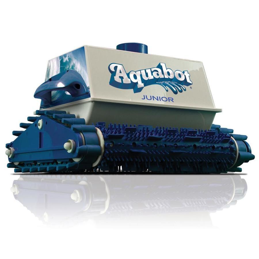 Shop Aquabot 18 In Robotic Pool Vacuum At Lowes Com