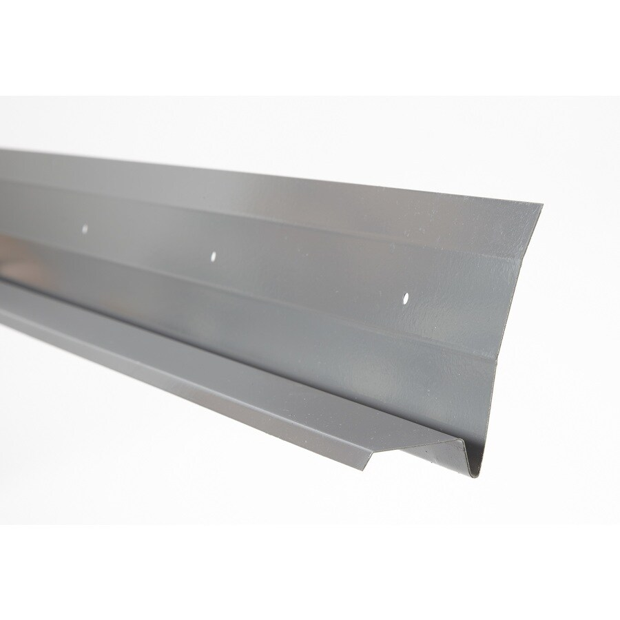 ClipStone Accessory 1.46-lin ft Gray Ledge Stone Veneer