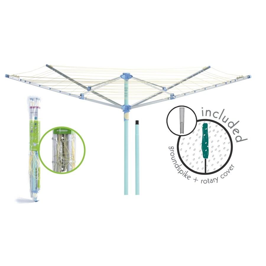 Moerman Metal Umbrella Clothesline