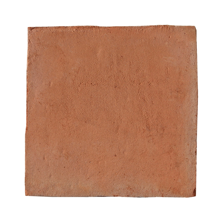 Red Quarry Tiles Before Cleaning And Repair Abington: Terracotta Tile Lowes