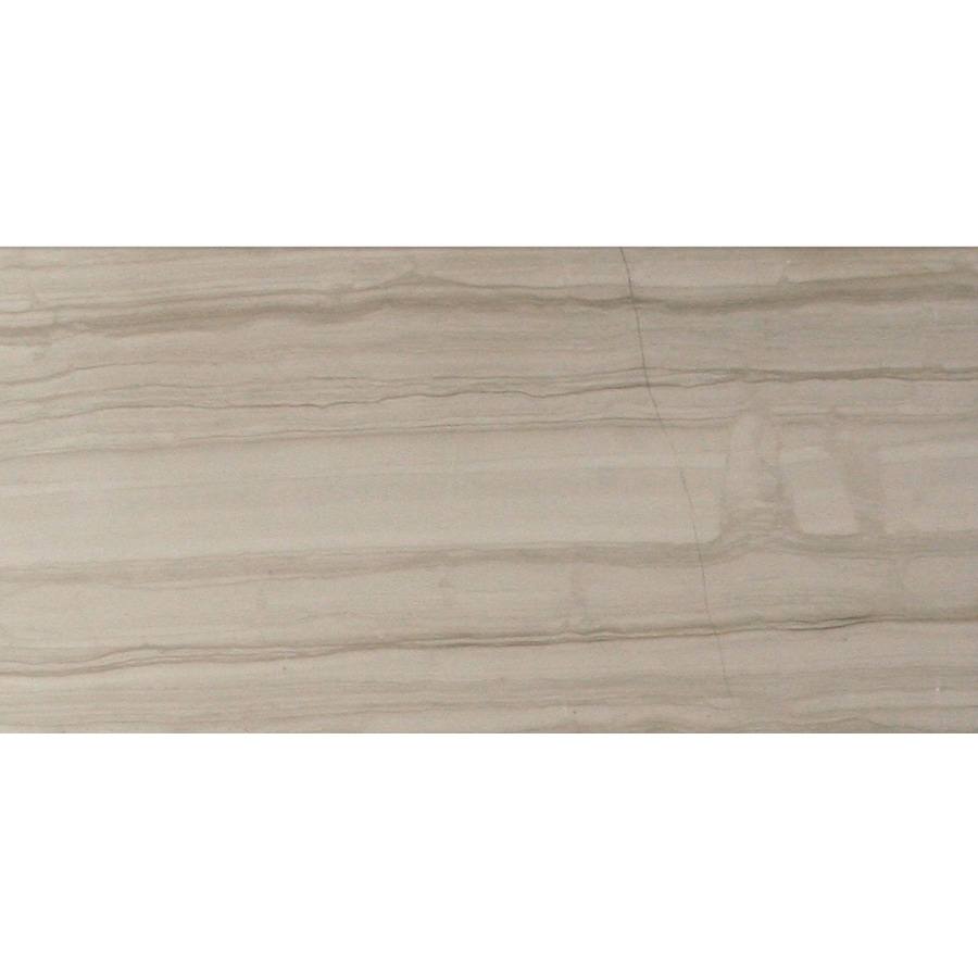 Solistone Haisa Marble 40-Pack Haisa Dark Marble Wall Tile (Common: 3-in x 6-in; Actual: 3-in x 6-in)