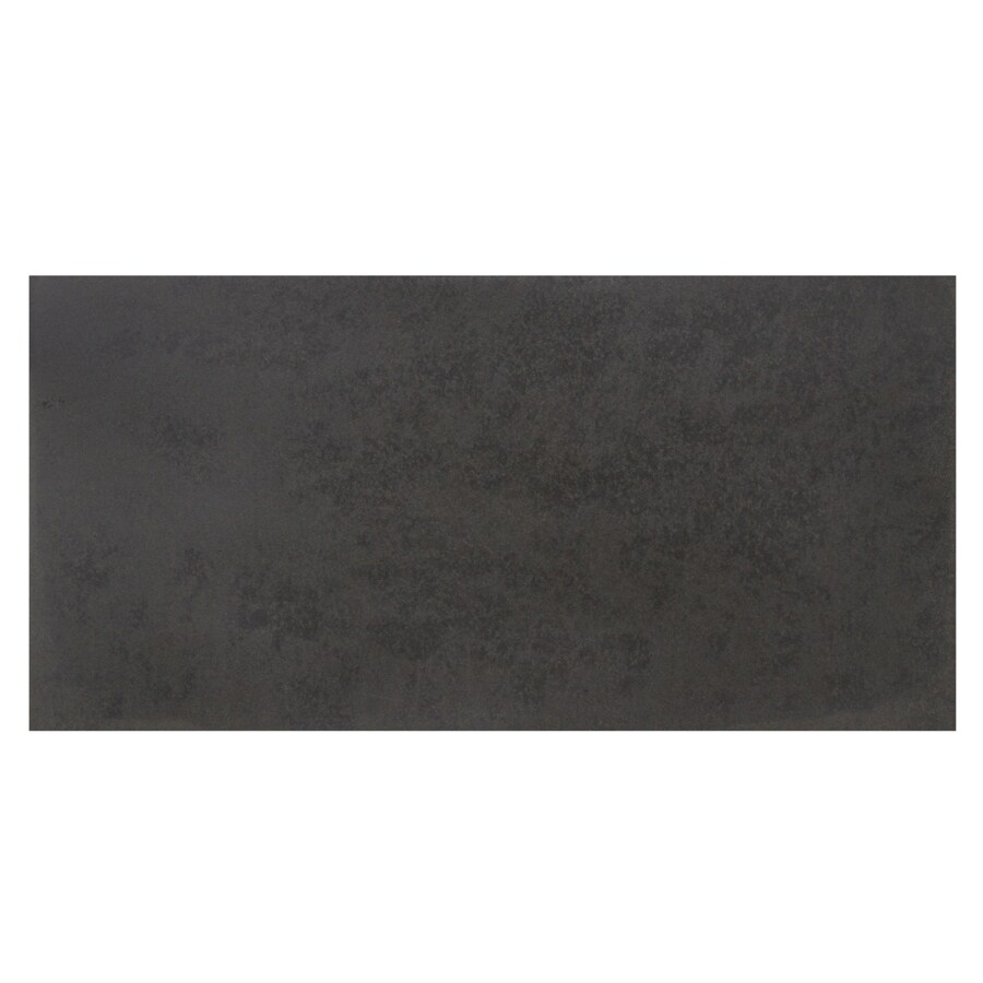 Solistone Basalt Honed Floor and Wall Tile (Common: 15-in x 30-in; Actual: 15-in x 30-in)