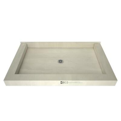 Redi Base Made For Tile Molded Polyurethane Shower 48