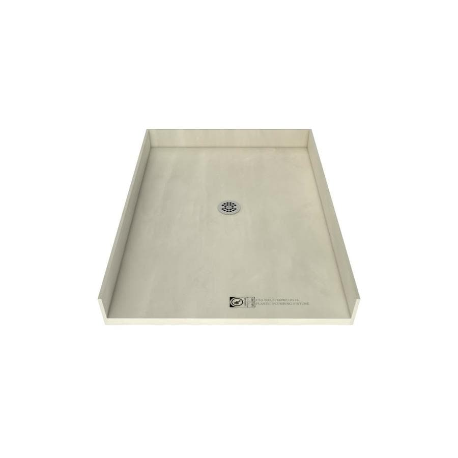 Tile Ready Made for Tile Fiberglass and Plastic Shower Base (Common: 44-in W x 37-in L; Actual: 44-in W x 37-in L)
