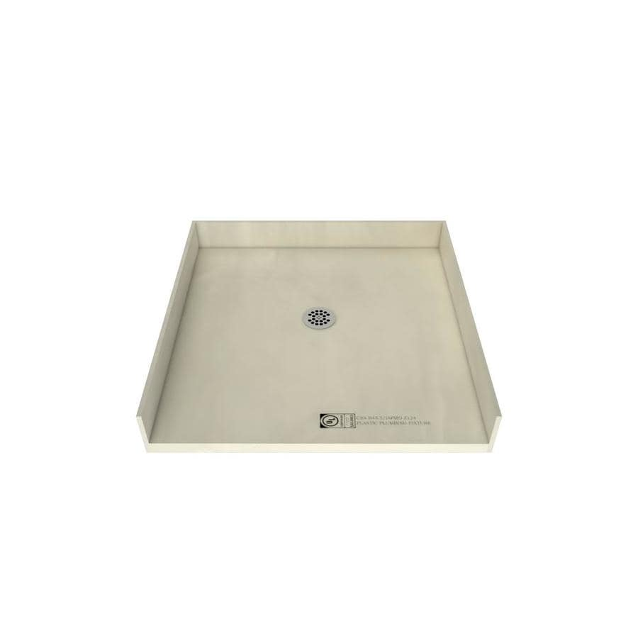 Tile Ready Made for Tile Fiberglass and Plastic Shower Base (Common: 38-in W x 38-in L; Actual: 38-in W x 38-in L)