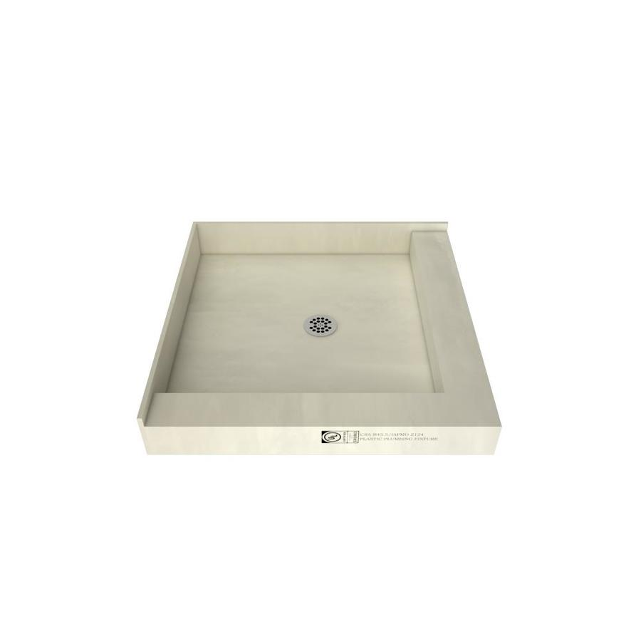 Tile Ready Made for Tile Fiberglass and Plastic Shower Base (Common: 48-in W x 48-in L; Actual: 48-in W x 48-in L)