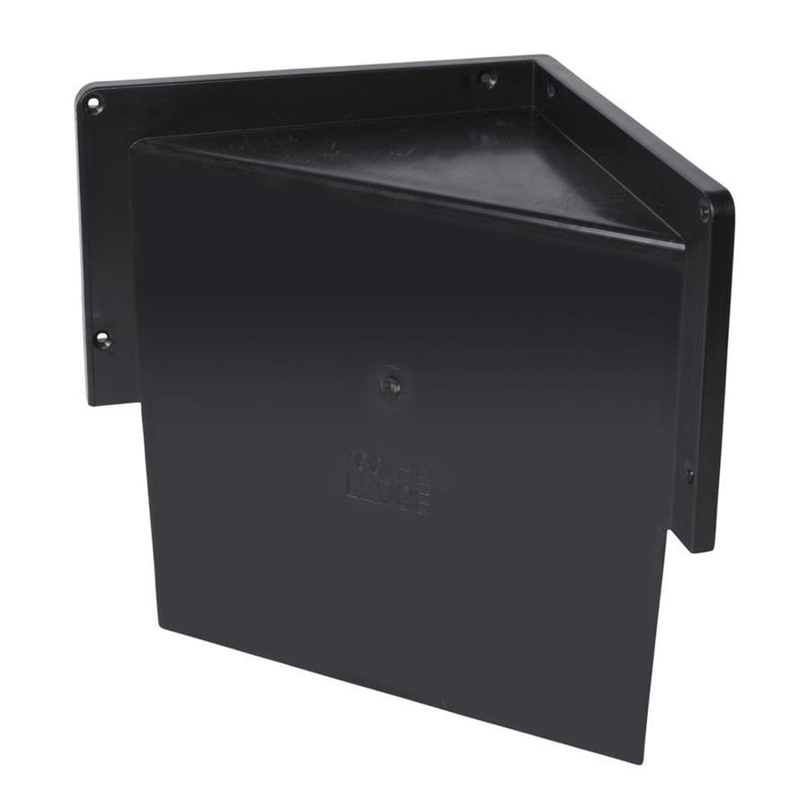 redi ledge tile redi black shower wall shelf