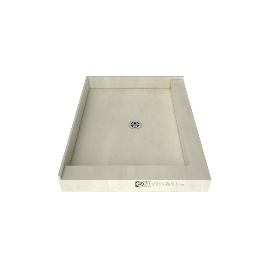Redibase Made for Tile Molded Polyurethane Shower Base (Common: 42-in W x 36-in L; Actual: 42-in W x 36-in L)