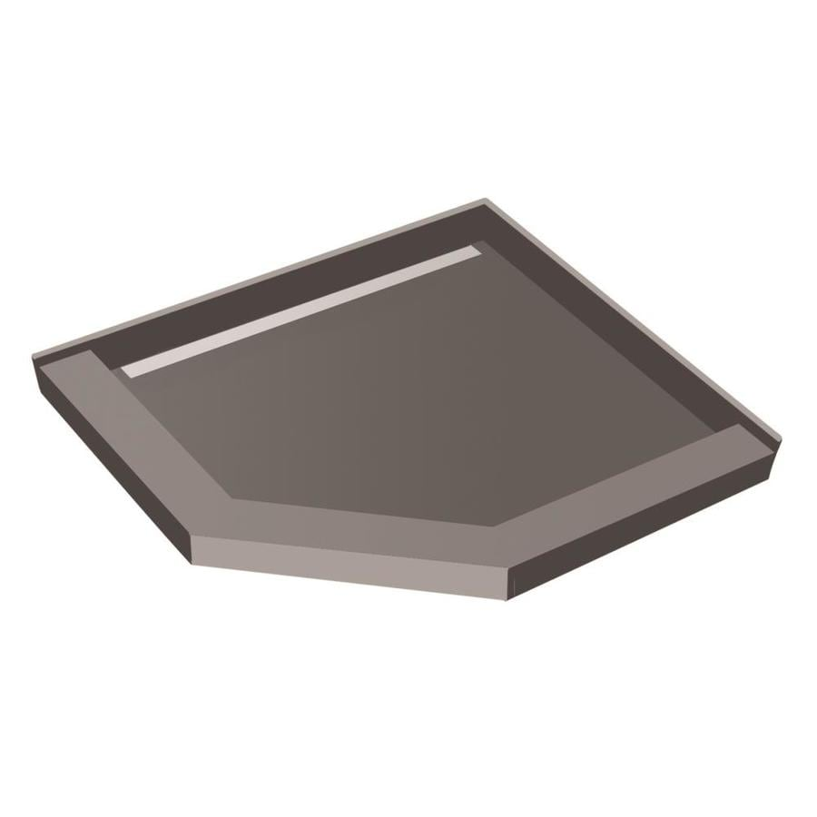 Redi Neo Made for Tile Molded Polyurethane Shower Base (Common: 38-in W x 38-in L; Actual: 38-in W x 38-in L)