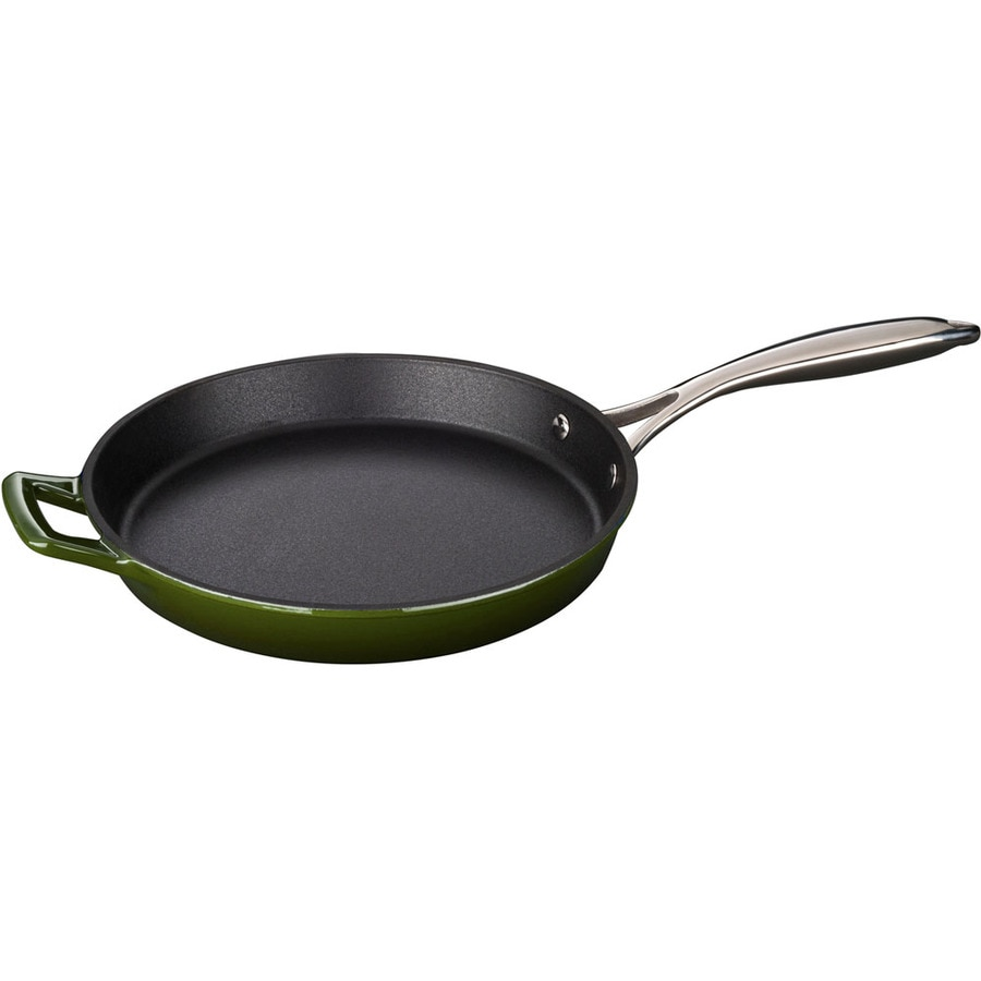 La Cuisine 10.6-in Ceramic Cooking Pan