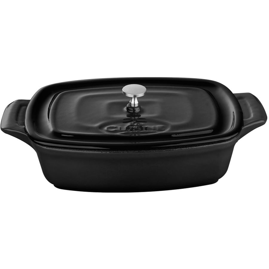 La Cuisine 0.6875-Quart Cast Iron Dutch Oven with Lid
